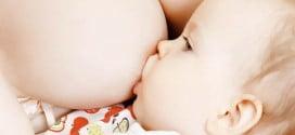 Allaitement et crevasses aux seins