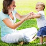 Apprentissage de la marche chez votre bébé