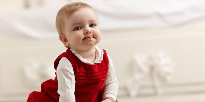 Bébé en surpoids