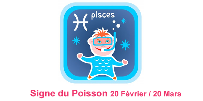 Horoscope poisson