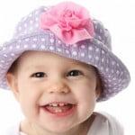 Les premières dents de Bébé