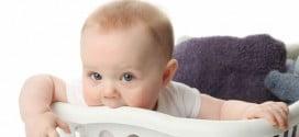 Chutes et bosses chez le bébé