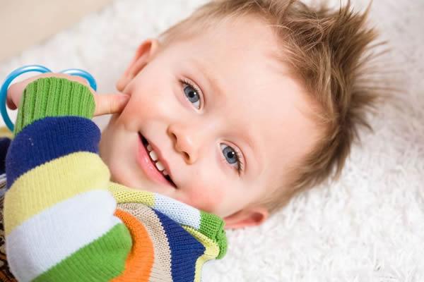 Sécurité de l'enfant de 18 mois à 2 ans
