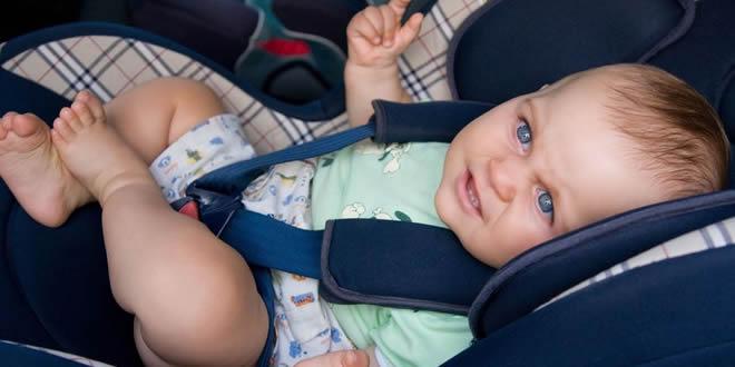 Les sièges-auto bébé